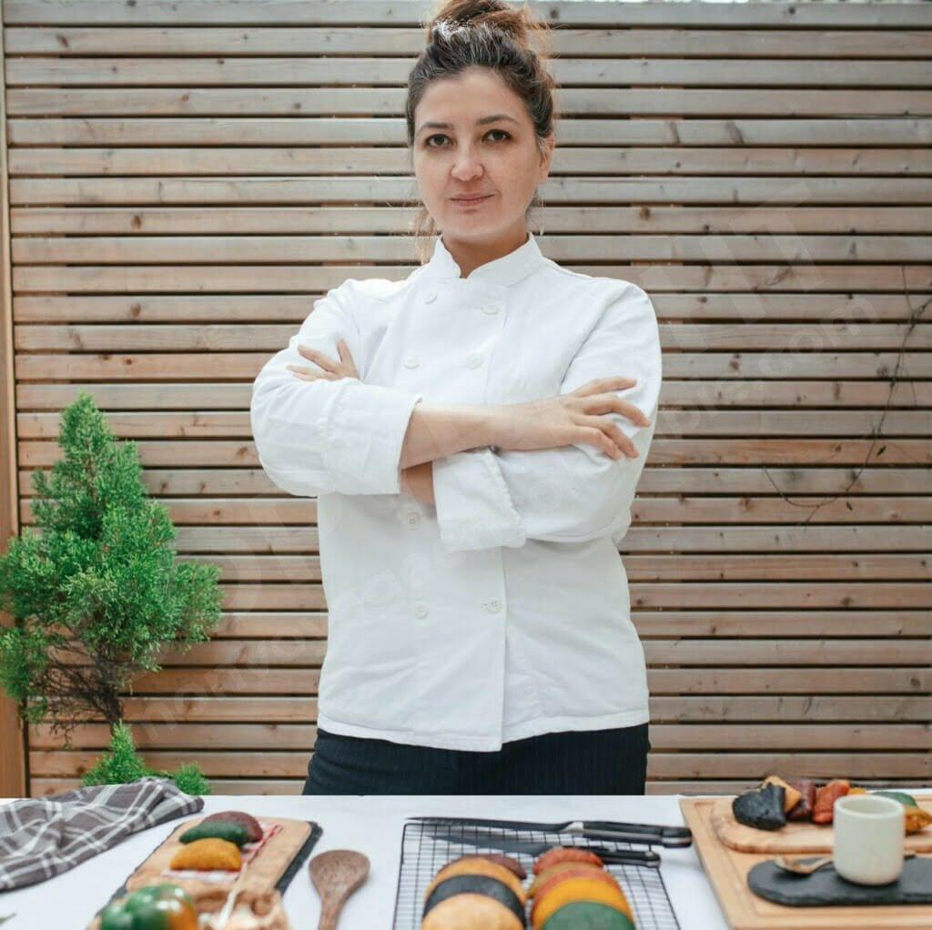 Cours cuisine colombienne en ligne avec Marcela, chef colombienne de Inuk