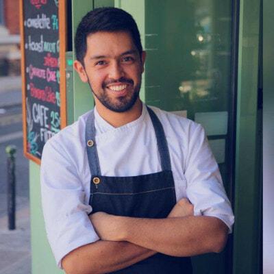 Cours de cuisine colombienne et recettes de Colombie avec le chef Felipe de Selva