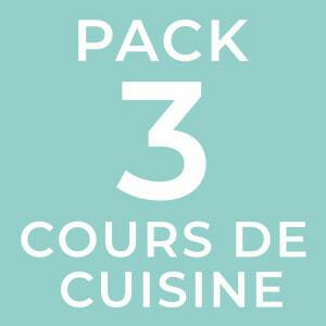 Pack 3 cours de cuisine colombienne
